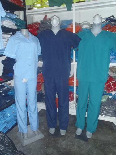 uniformes medicos ,verde turquesa   antifluido impor
