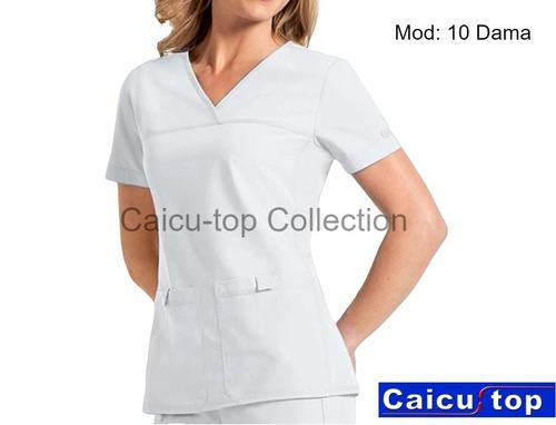 uniformes médicos y enfermeria caicu-top