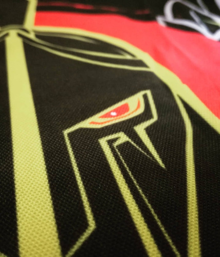 uniformes mma diseño e impresión en sublimación full print