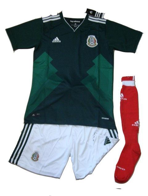 822e541d6e34a Uniformes Originales De Futbol Selecciones Nike adidas Puma ...