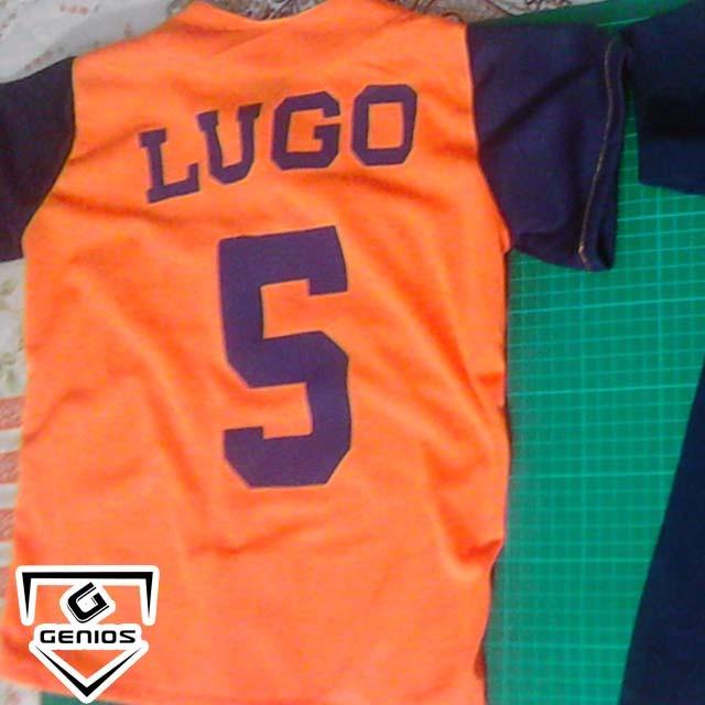 Uniformes Para Béisbol Baloncesto Fútbol Volleyball. Genios - Bs ... 6cdd0f023639d