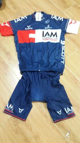 uniformes para ciclismo