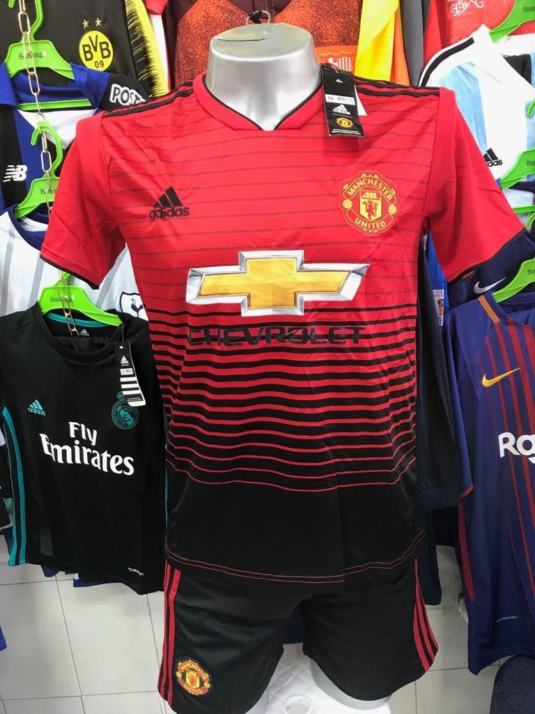 789a894dcd226 Uniformes Para Equipos Manchester United -   38.000 en Mercado Libre