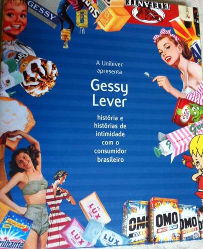 unilever apresenta gessy lever