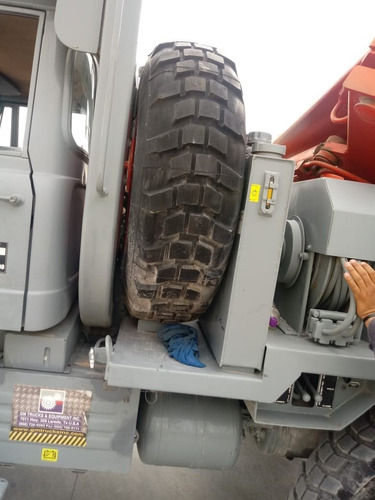 unimog maquinaria pesada