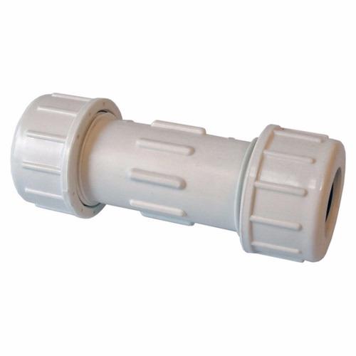 unión dresser plástica 1/2 3/4 1 2 pulgada para tubo pvc