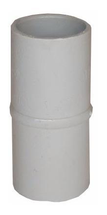 unión pvc 22mm (7/8) - x10 unid - tubelectric - tofema