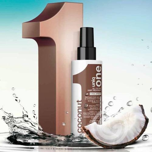 uniq one coconut hair treatment revlon 150ml 100% original