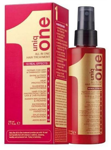 uniq one revlon 10 em 1 - 150ml creme 100% original