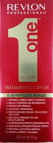 uniq one revlon hair tratament 10 em 1 - 150ml