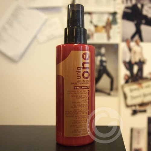 uniq one revlon tratament 10 em 1 - 150ml 100% ref.221