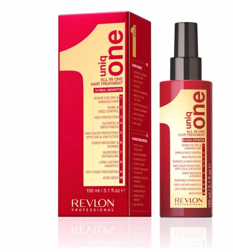 uniq one revlon tratament 10 em 1 - 150ml * original