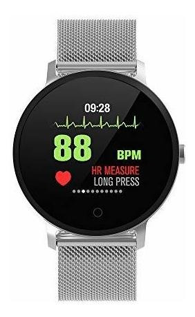 unique-fit smart watch fitness tracker smart watch ip67 mon