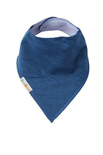 unisex baby bandana organic cotton drool bibsset de 6 babero