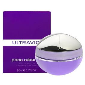 a5a799506 Perfume Paco Rabanne Ultraviolet Feminino - Salud y Belleza ...