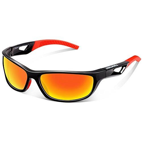 7d78f36c7c Unisex Polarized Sports Sunglasses Para Hombres Mujeres ...