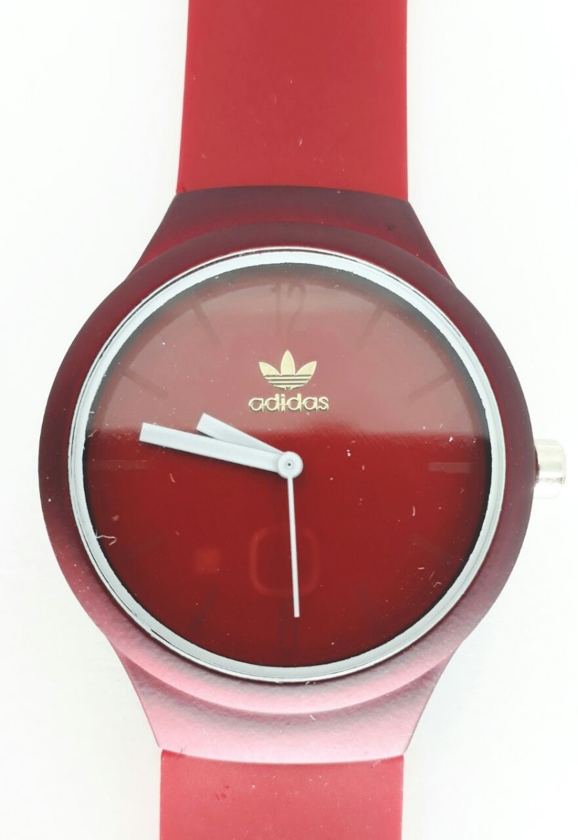 bc832635a00 Relógio adidas Básico Sport Unissex Pulso Frete Grátis - R  59