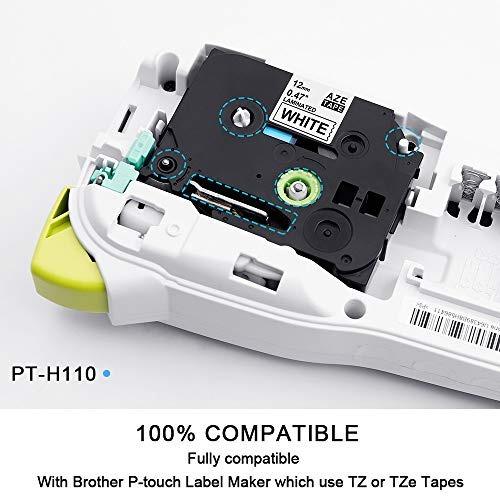unistar tze231 cinta de etiquetas 0472 en