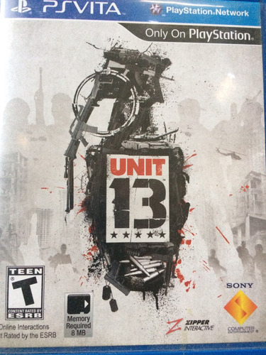unit 13 para ps vita