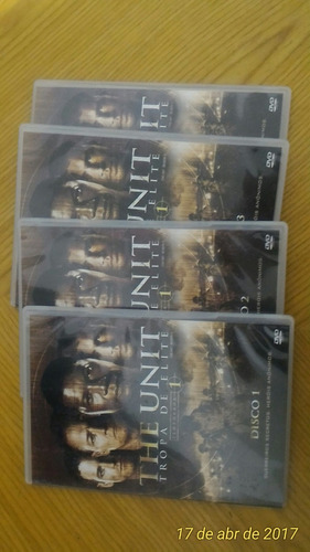 unit dvd the