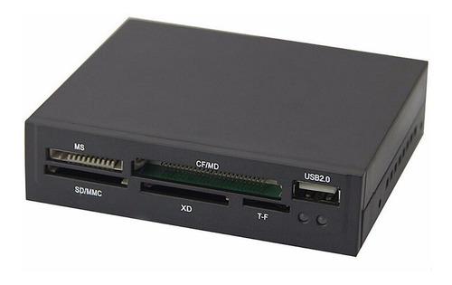unitec lector interno u-5050 microsd usb para pc