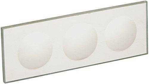 united scientific cstk03 portaobjetos de vidrio 3 concavitie