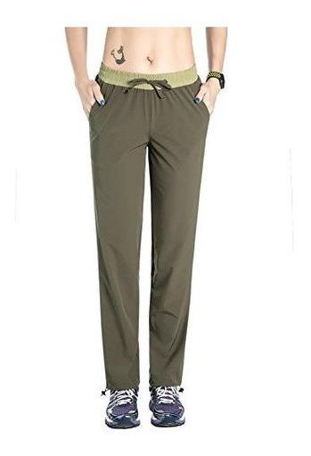 Unitop Pantalones De Senderismo De Secado Rapido Para Mujer 231 069 En Mercado Libre
