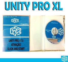 Unity Pro Xl V7 0 Modicon340 / Tsxp57 / Cpu140 - Completos