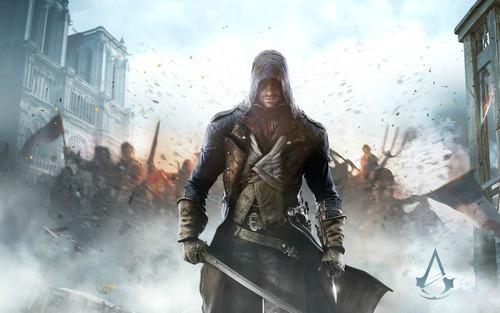 unity ps4 assassins creed