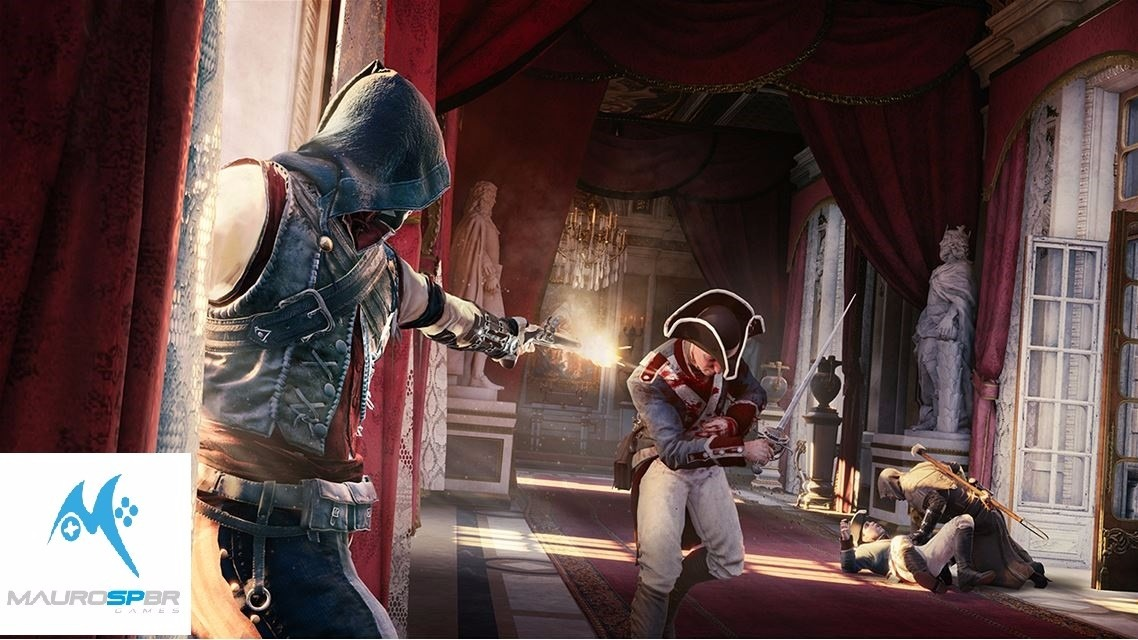Assassin's Creed Unity - Ps4 - Disco Fisico - R$ 75,99 em ...
