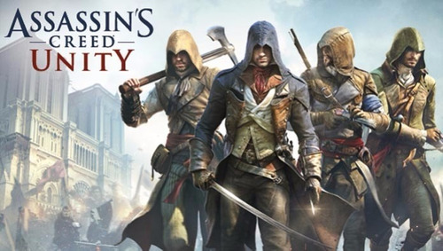 unity xbox one assassins creed