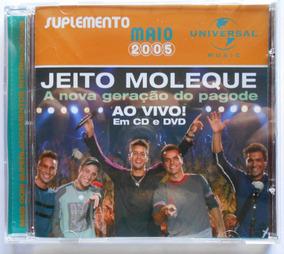 VIVO ELEMENTOS AO MOLEQUE BAIXAR CD JEITO 5