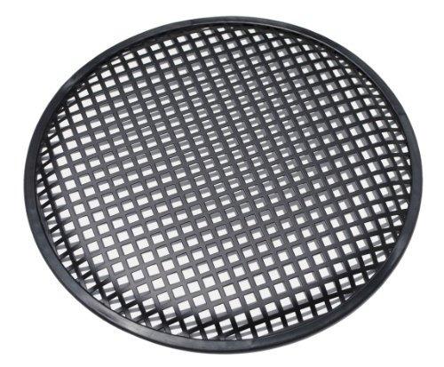 universal 15 pulgadas 15 subwoofer altavoz metal waffle c