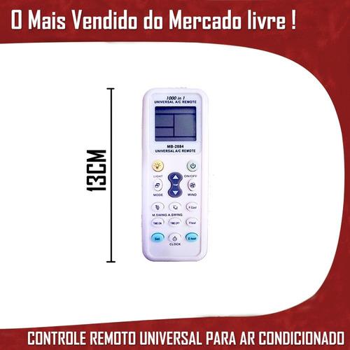 universal controle ar condicionado casa temperatura trabalho