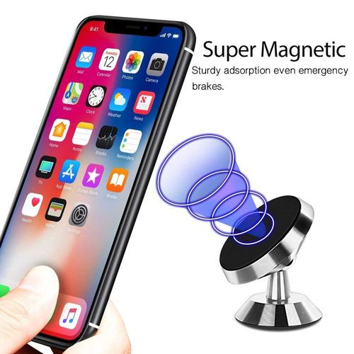 universal magnético coche teléfono titular , tiqus multi -