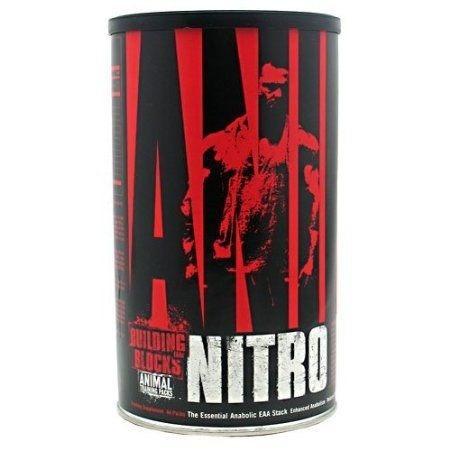 universal nutrition animal nitro  - 44 pacotes