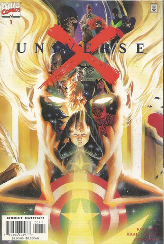 universe x 01 - marvel - bonellihq cx152 b18