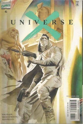 universe x 06 - marvel - bonellihq cx152 b18