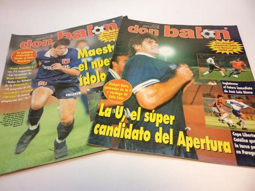 universidad de chile 1998, n 303 a 327, don balon (5)