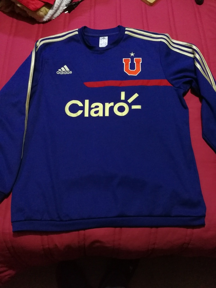Universidad De Chile Poleron adidas Xl Originals  1500 -   15.000 en ... 44d9b829d751c