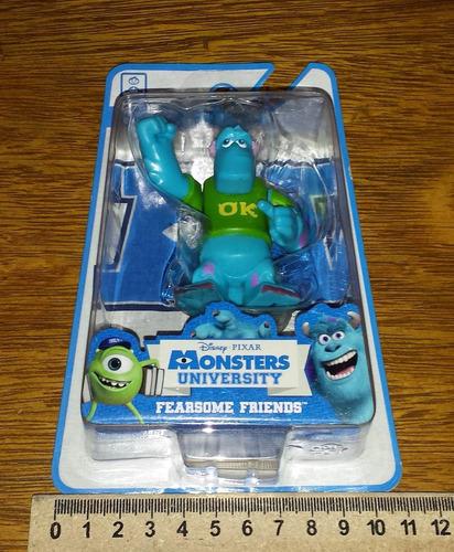 universidade dos monstros miniatura sulley disney pixar