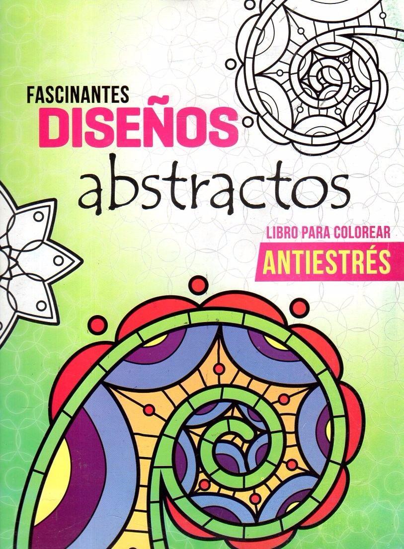 Asombroso Libros Abstractos Para Colorear Ideas - Ideas Para ...