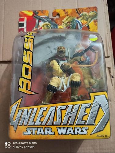 unleashed star wars - bossk - hasbro  psfmonteiro