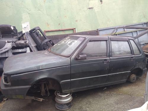 uno 1995 4 portas sucata para retirada de peças
