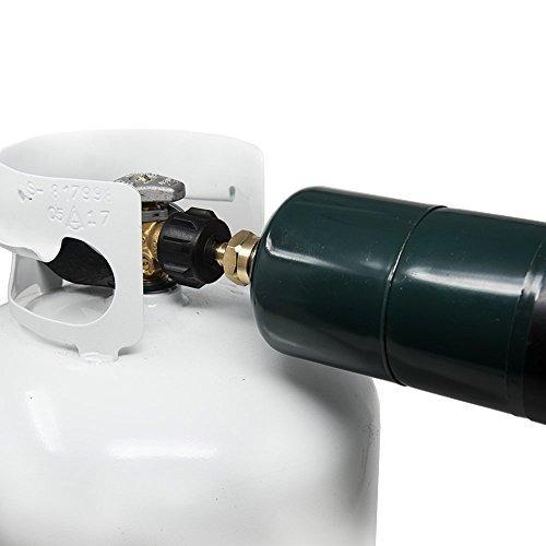 uno de gas propano adaptador de recambio para 1lb tanques de