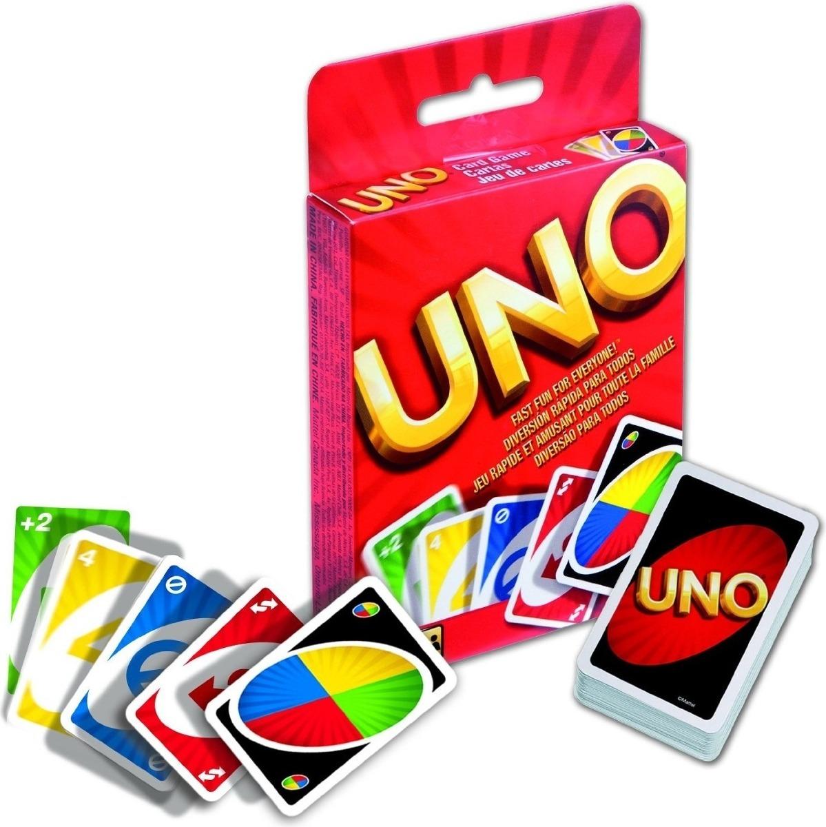 Uno Juego Cartas 14 900 En Mercado Libre