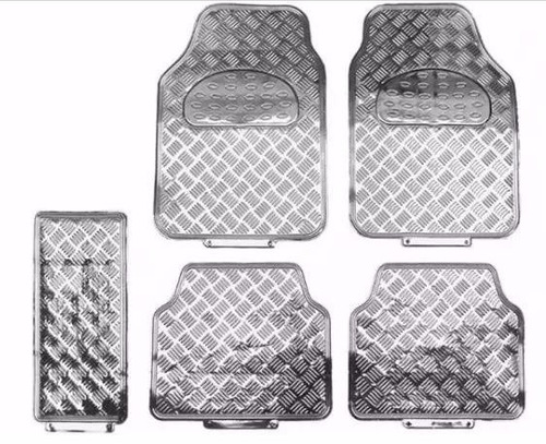 uno mille fire kit prata jogo capa bancos de carro + tapetes