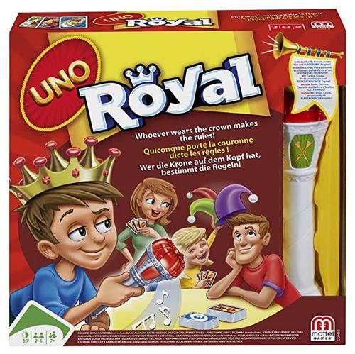uno royal revenge
