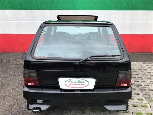 uno turbo 1.4 ie com teto solar. lindo carro!