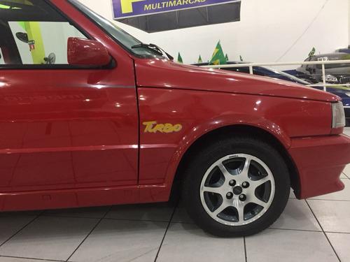 uno turbo 1994 todo original+novo de sp,manual,motor forjado